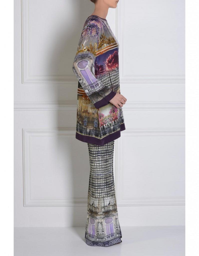 Elan pure Digital Silk prints Fashion Dressess Kurties Top and pants 2015-2016 (16)