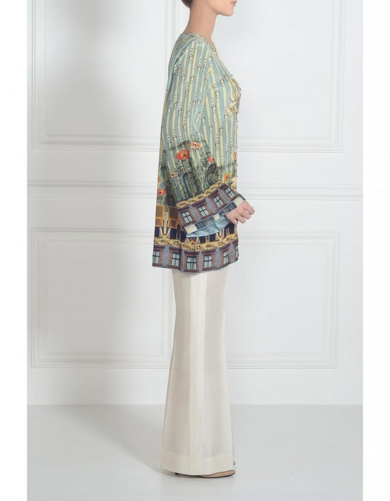 Elan pure Digital Silk prints Fashion Dressess Kurties Top and pants 2015-2016 (2)