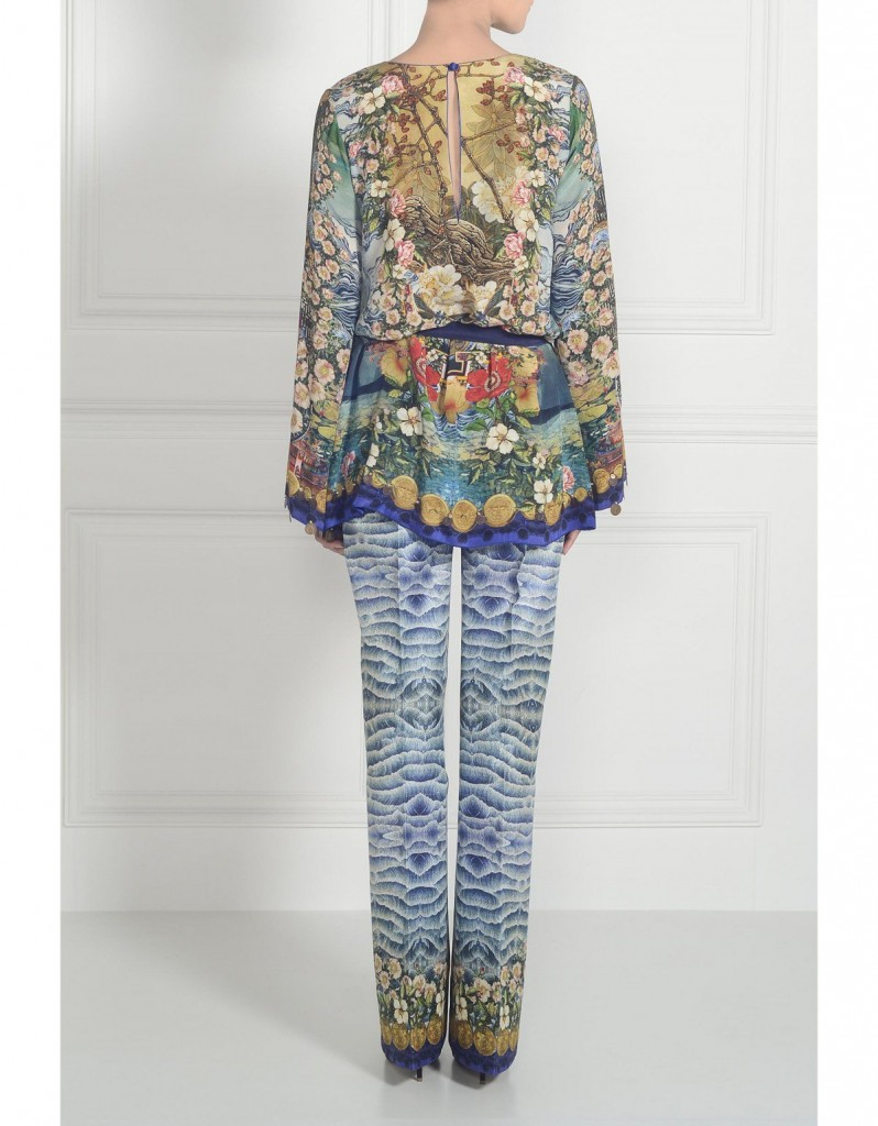 Elan pure Digital Silk prints Fashion Dressess Kurties Top and pants 2015-2016 (20)