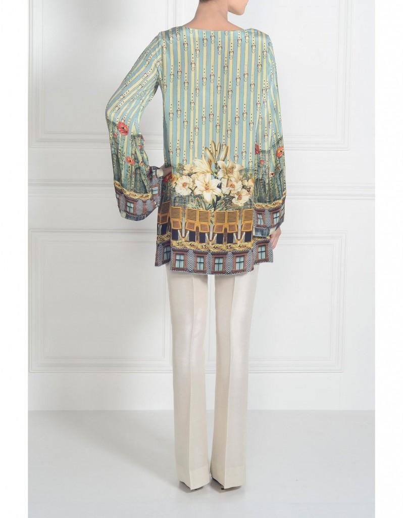 Elan pure Digital Silk prints Fashion Dressess Kurties Top and pants 2015-2016 (3)