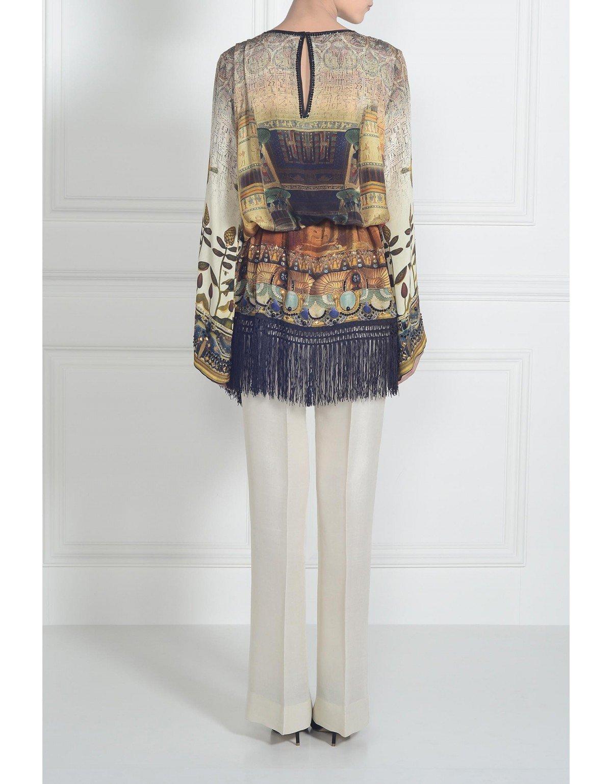 Elan pure Digital Silk prints Fashion Dressess Kurties Top and pants 2015-2016 (5)