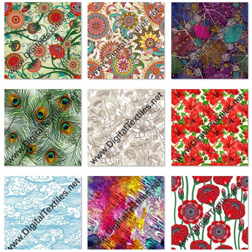Digital TextileS - Digital Textile Printing and Designing 3D Digital