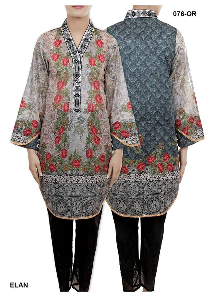 digital Printed Shirt Kurti Tunic kameez tops costume textile fashion fabric tunics kurties shirts top for girls and womens (33)